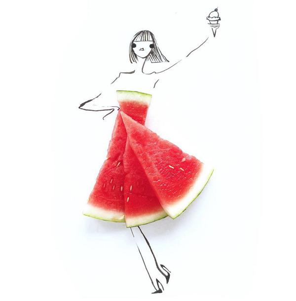 Gretchen-Röehrs-food-fashion-art-watermelon.png