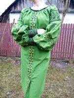 Продам - Вишите плаття бохо (розмір 42-44 європ)  82b5da122c275